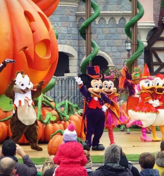 Disneyland Paris Teil I