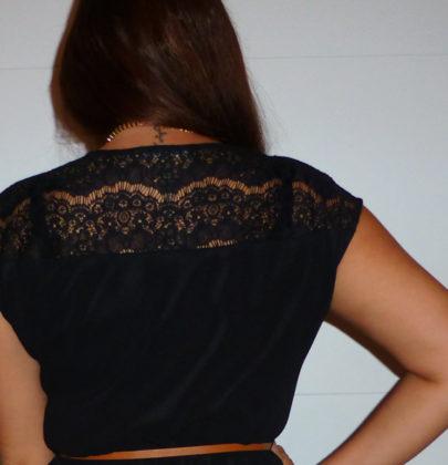 Beinfreiheit / Black Dress