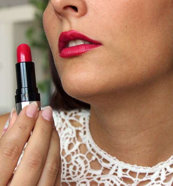 p2 Pure Color Lipstick 087