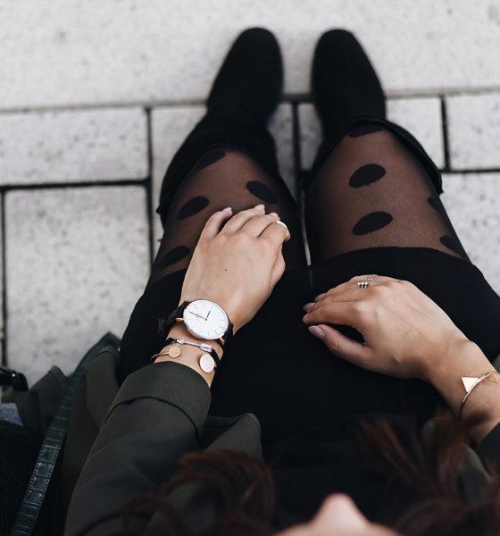 Fashion Comeback: Overknees & Musterstrumpfhosen