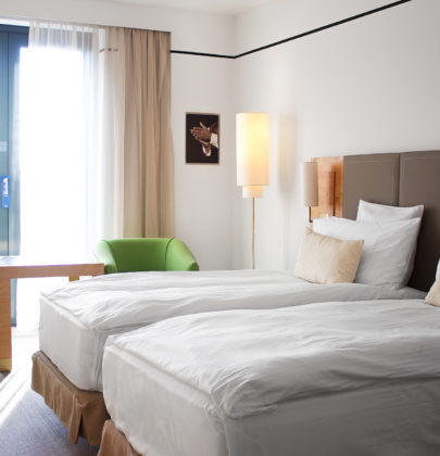 Berlin Mitte – 4 Sterne Hotel Meliá Berlin