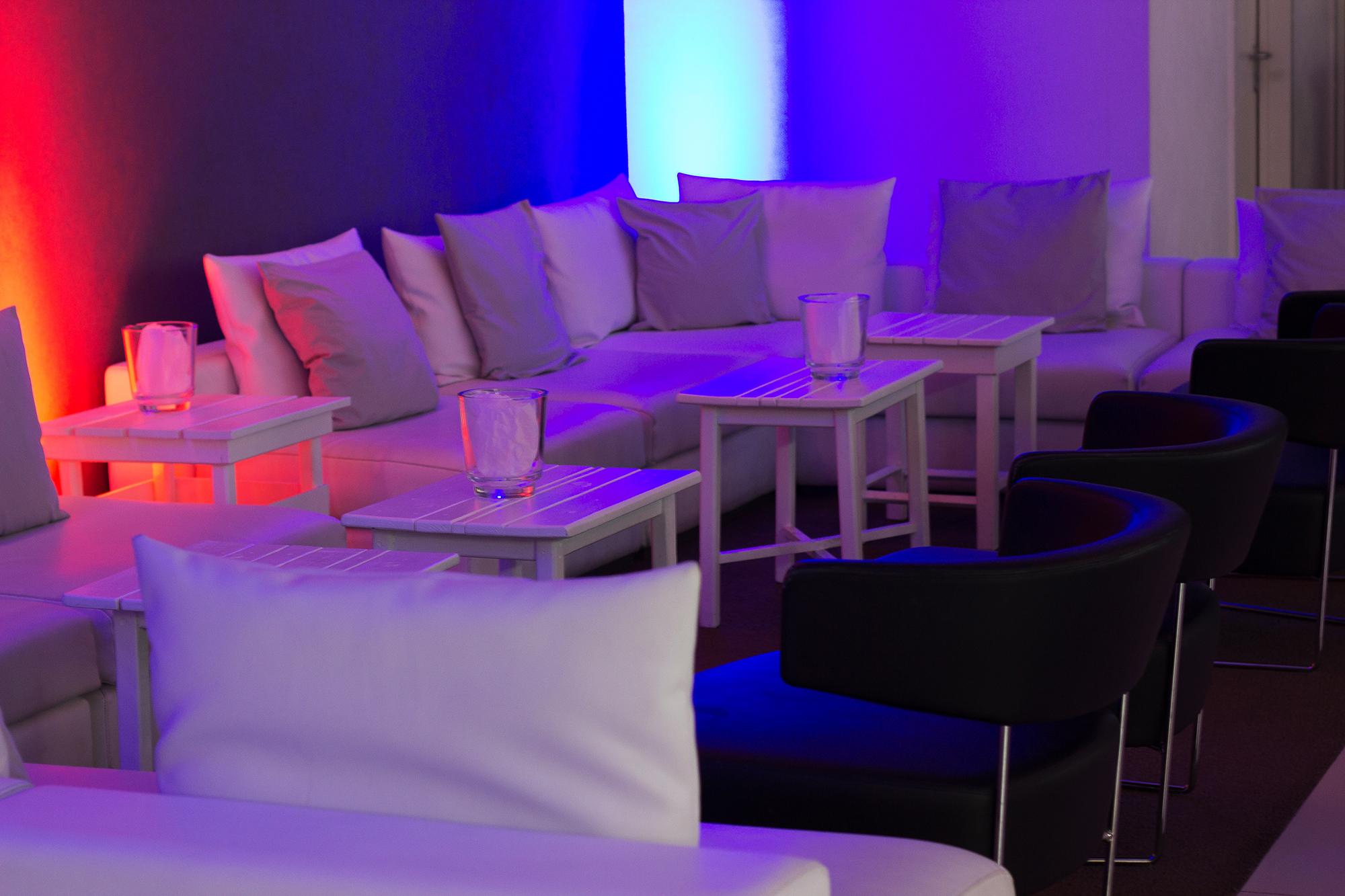 Hotel Meliá Berlin, Lounge & Bar, Hotelbericht