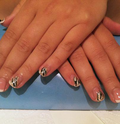 Ich hab die Nägel schön! ♥