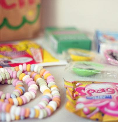 Süße Kindheitserinnerungen